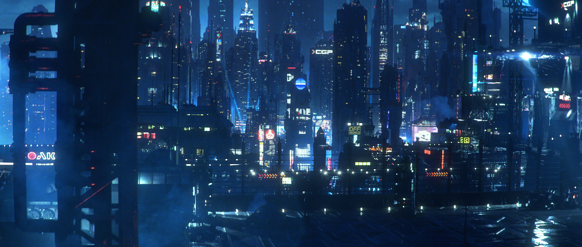 The Stunning Sci Fi Art Of Jaime Jasso Concept Artist