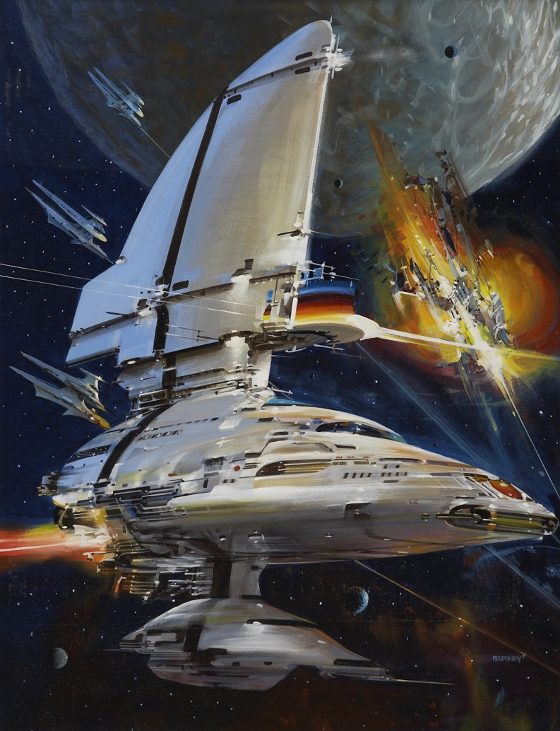 The Scifi Art Of John Berkey 2