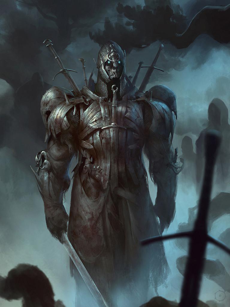 The Fantasy Art of Stepan Alekseev | Digital Fantasy Artist