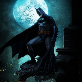 admira-wijaya-artist-batman-artwork