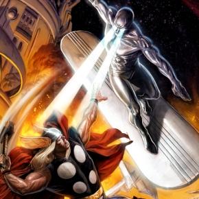 admira-wijaya-artist-thor-vs-silver-surfer