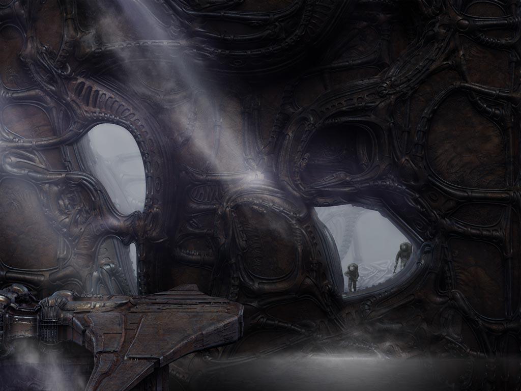 The Dark Fantasy Art Of Alex Gutalin Kozhanov Alex