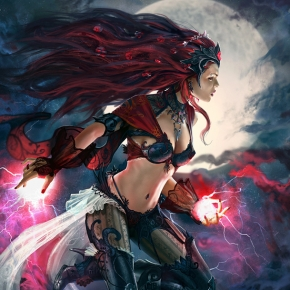alex-negrea-thunder-queen-artwork