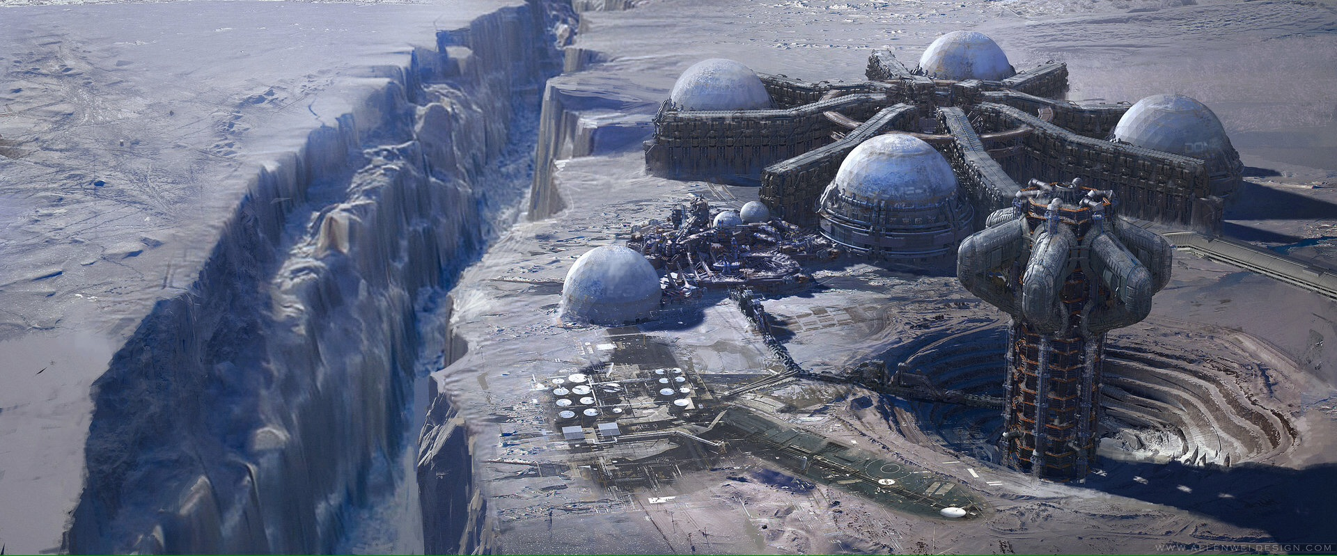sci fi Science fiction definition, a form of fiction that draws imaginatively on scientific knowledge and speculation in its plot, setting, theme, etc see more.