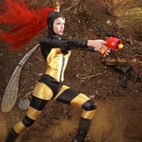 princess-whatshername-earthworm-jim-angela-bermudez-cosplayer