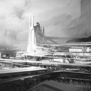 bastien-grivet-architecture-fantasy-art