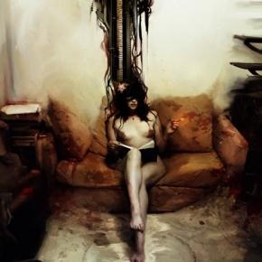 bastien-lecouffe-deharme-artist-the-black-queen