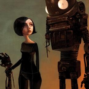 benoit-godde-robot-girl-artist
