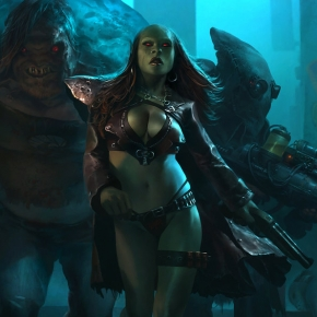cryptcrawler-brad-rigney-hostile-takeover-fantasy-artwork