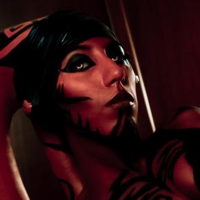 allegra-thechainmailchick-cosplayer