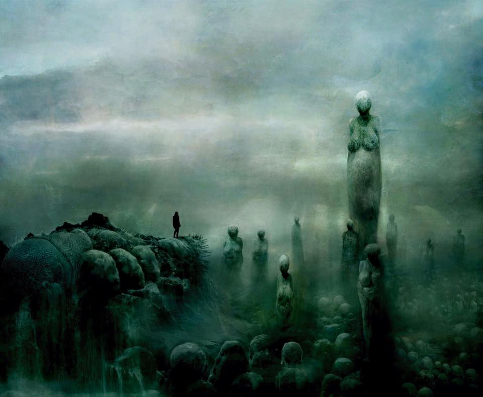The Sci Fi And Fantasy Art Of Christopher Shy Digital Artist