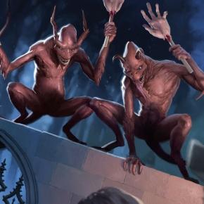 clint-cearley-heckling-fiends-fantasy-artist
