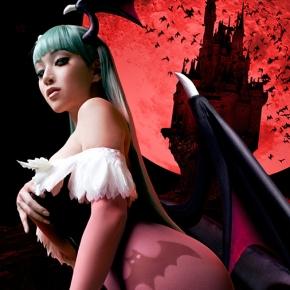 linda-le-vamp-beauty-morrigan-costume-cosplay