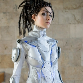 Sci-Fi and Fantasy Cosplay from Feyische