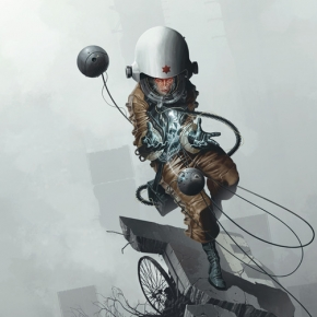 derek-stenning-classic-astronaut-sci-fi-artwork