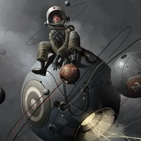 derek-stenning-classic-astronaut-sci-fi-images