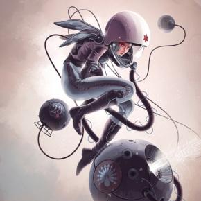 derek-stenning-sci-fi-illustrator