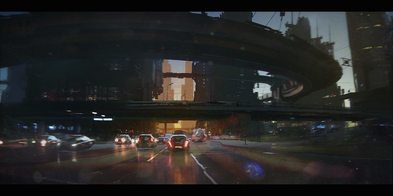 The Sci Fi Concept Art Of Dmitry Vishnevsky Digital Artist