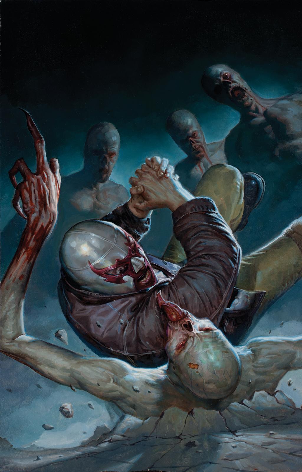 The Dark Fantasy Illustrations of Erik M Gist | E.M. Gist ... | 1024 x 1600 jpeg 1264kB