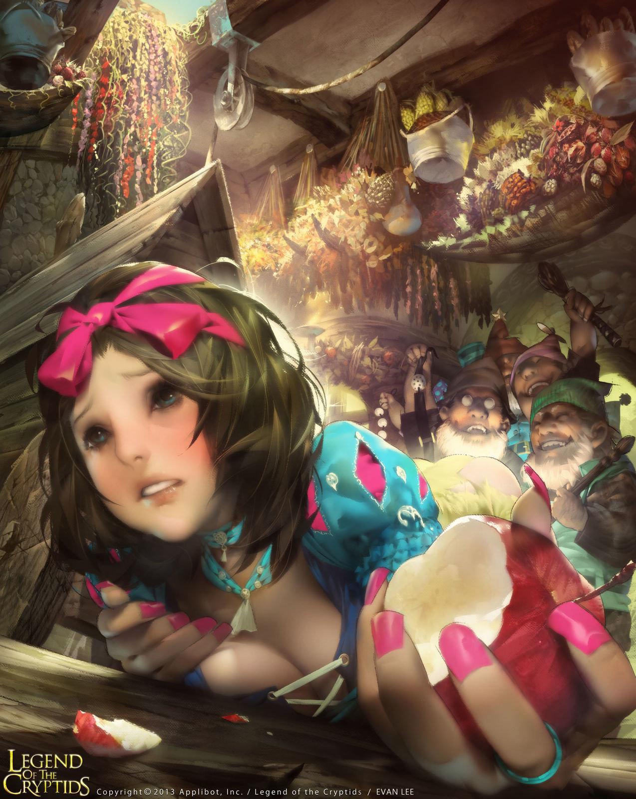 Snow white 7 dwarfs part 1 - 1 part 1