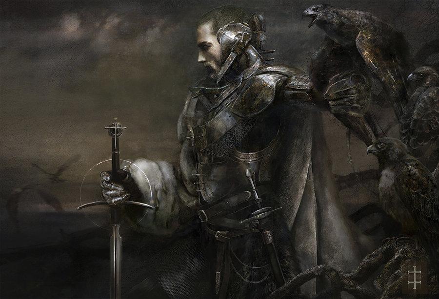 The Fantasy Character Art Of Eve Ventrue Digital Artist