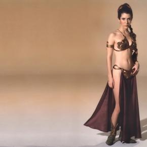 Princess Leia Slave Girl Bikini