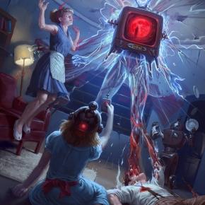 scifi-horror-art-by-Flavio-Greco-Paglia