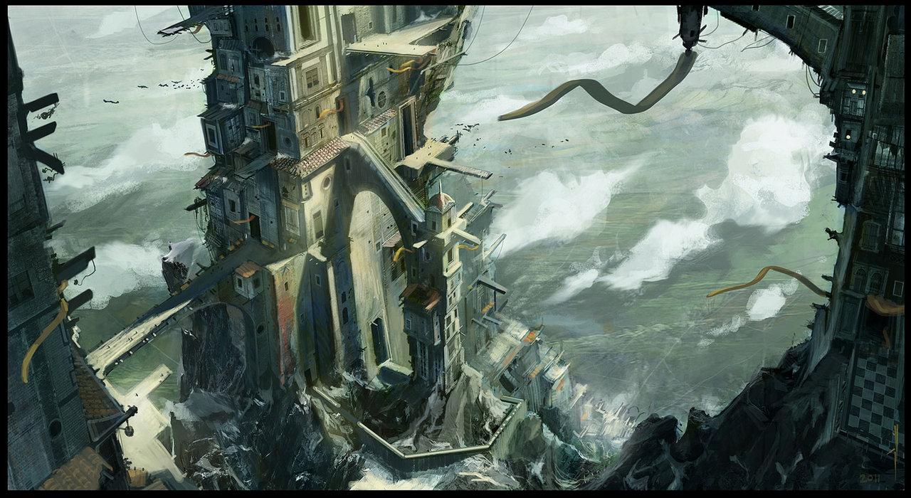 fantasy concept art - photo #15