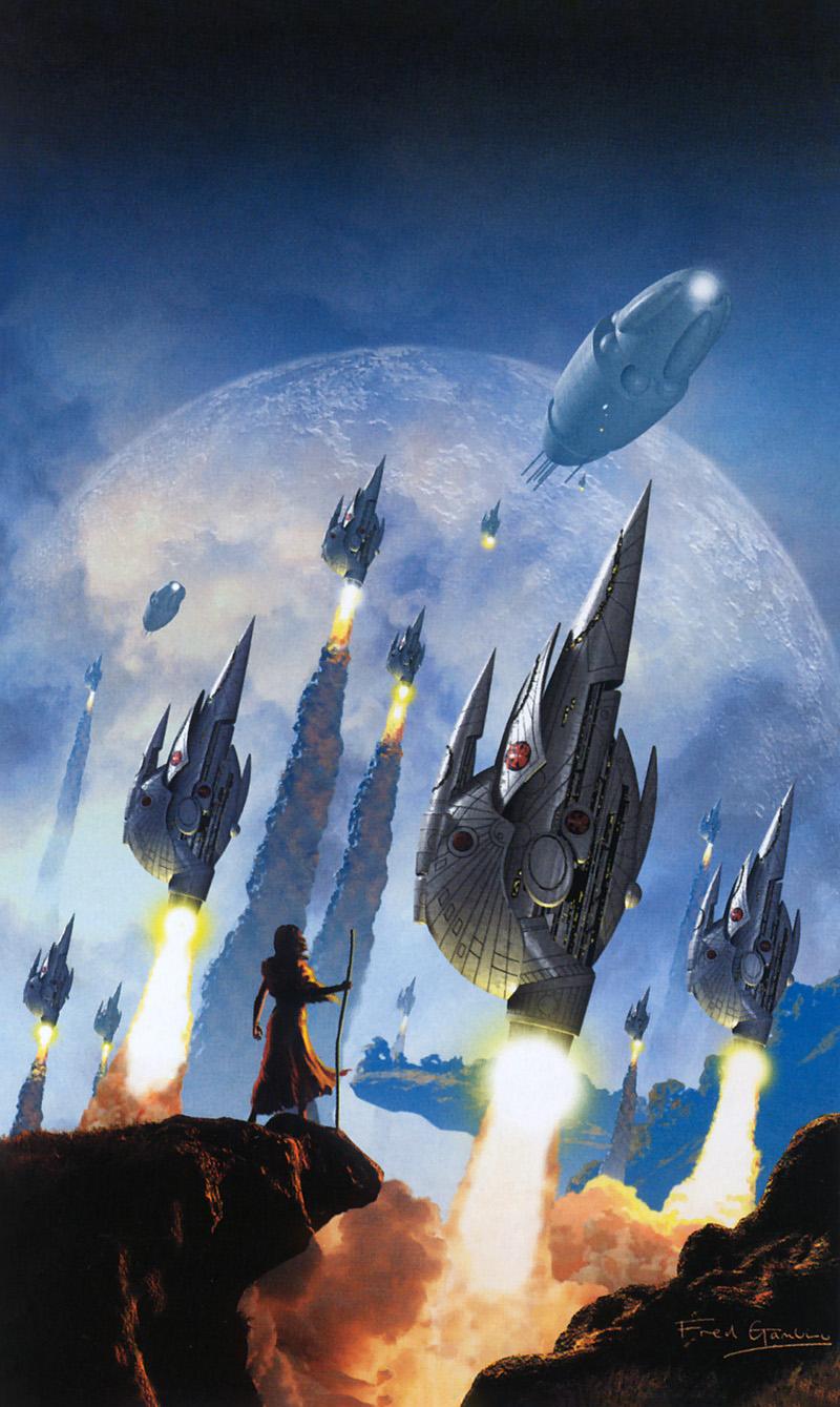The Superb Sci-Fi Art ...