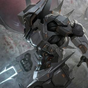 geoffroy-thoorens-galaxy-saga-demon-killer-digital-art