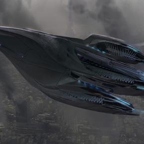ioan-dumitrescu-sci-fi-art-alien-ship