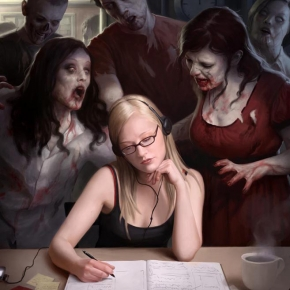 james-ryman-zombie-art