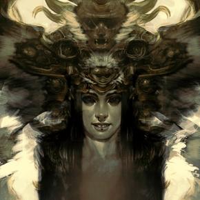 Fantasy Artist Dark Images