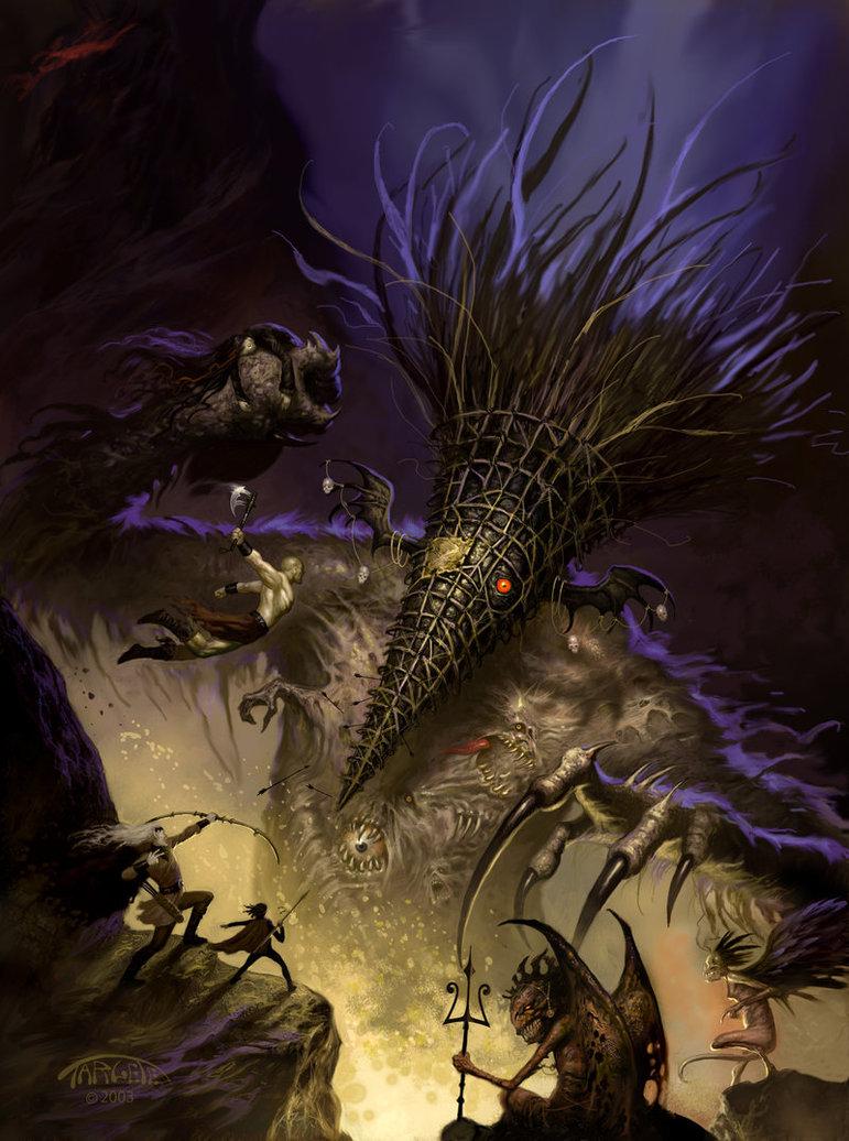 The Fantasy Art of J.P. Targete | Fantasy Artist J.P. Targete