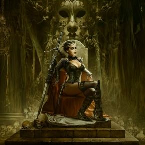 The throne of Lilith