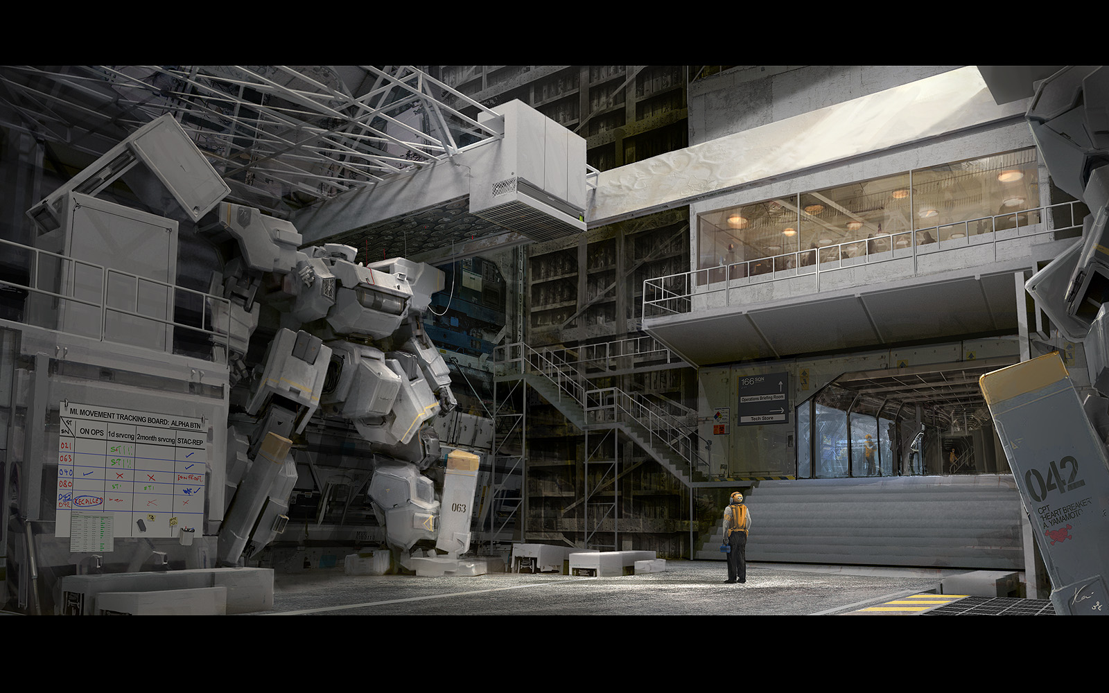 Kai Lim Sci Fi And Fantasy Artwork Kai Lim Concept Artist