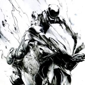 Artwork by Keron Grant