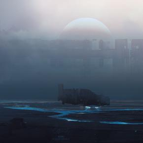 The Digital Sci-Fi Art of Kuldar Leement