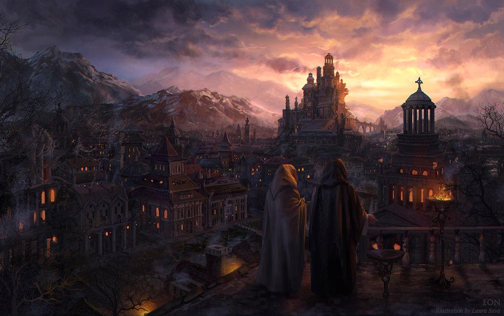 Fantasy Illustrator Laura Sava Artwork Of Fantasy Artist