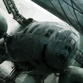 levente-levi-peterffy-spaceship-sci-fi-art
