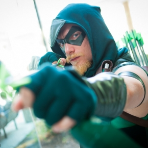 green-arrow-cosplay