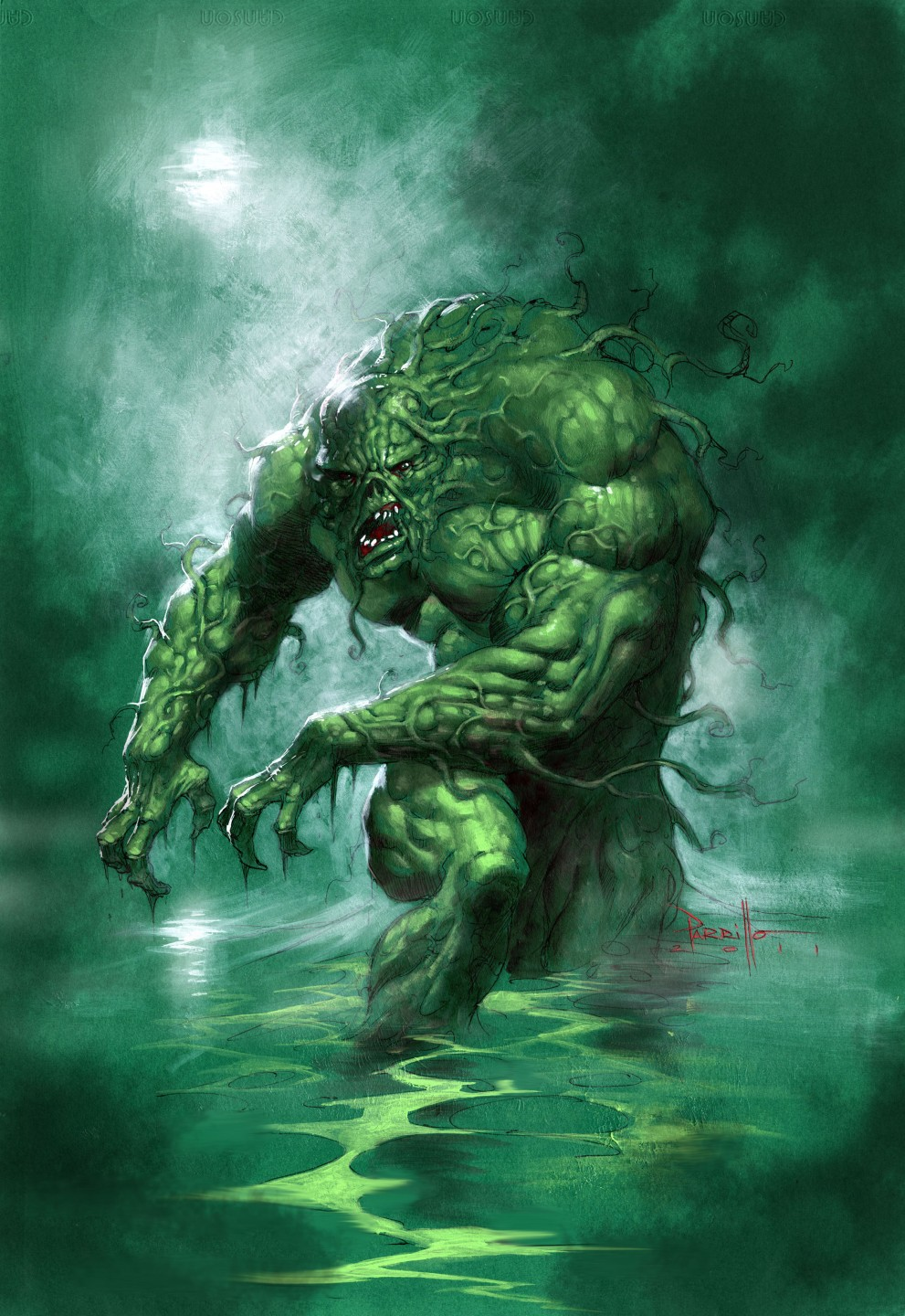 lucio-parrillo-swampthing-artwork-study