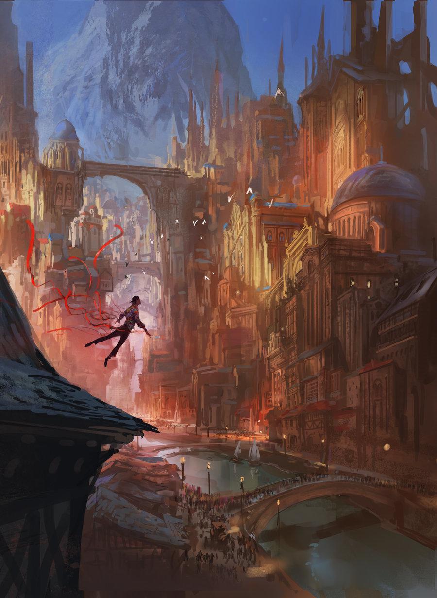 marc simonetti fantasy paintings fantasy illustrator marc simonetti