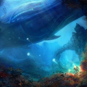 marc-simonetti-underwater-fantasy-artwork