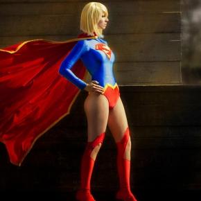 martin-wong-super-girl-cosplay
