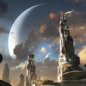 The Cinematic Sci-Fi Art of Mat Gilson