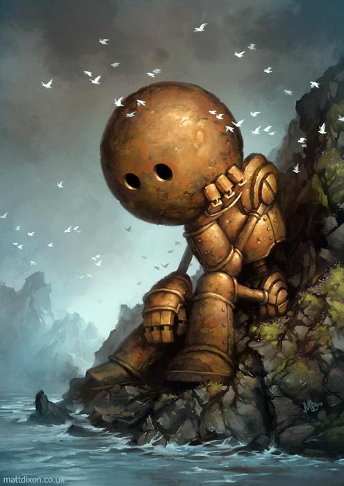 Matt Dixon Fantasy Artist | The Art of Matt Dixon Illustrator