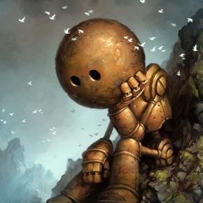 matt-dixon-fantasy-robot-artist-paintings-art
