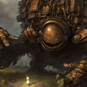 matt-dixon-fantasy-robot-artist-the-machine-art