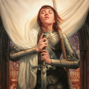 joan-of-arc-by-michael-c-hayes